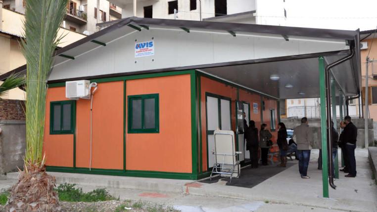 Prima giornata di donazione sangue a Camellino
