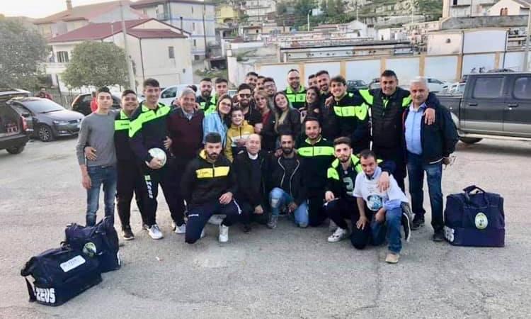 Real Vaccarizzo in seconda Categoria, per la squadra di Pagliarelle è arrivata la promozione