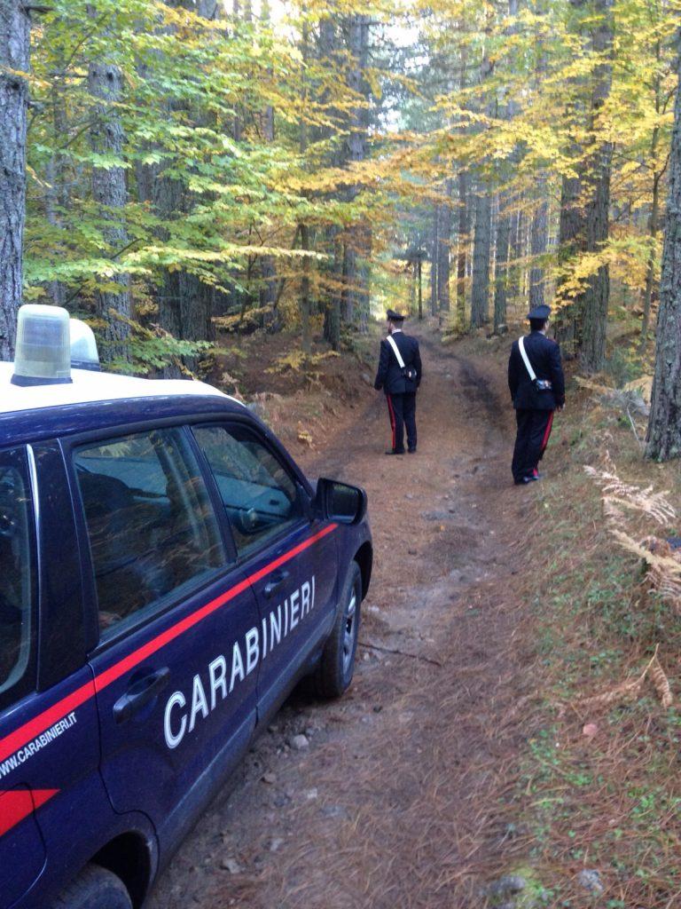 Smarrito in montagna viene ritrovato e soccorso dai Carabinieri di Savelli