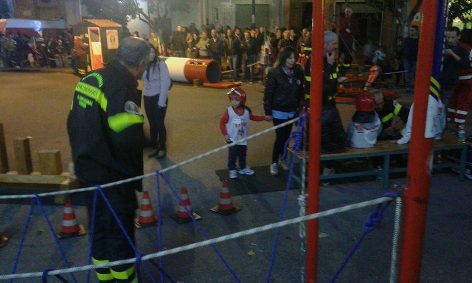 Pompieropoli a Petilia
