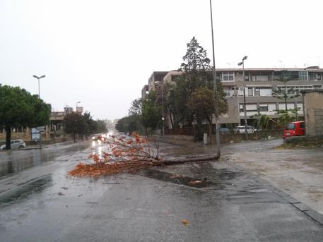 Allerta meteo in Calabria