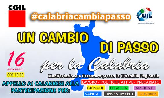 Un Cambio di Passo per la Calabria: saranno presenti anche i Comitati di Possibile