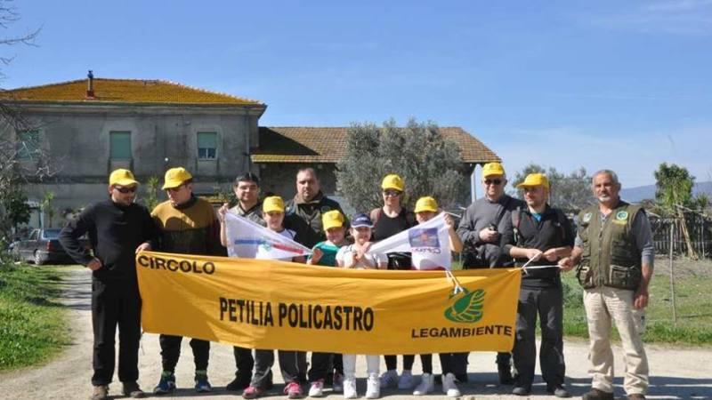 Ferrovie Non Dimenticate: il Circolo Legambiente Petilia sulla tratta Crotone-Petilia