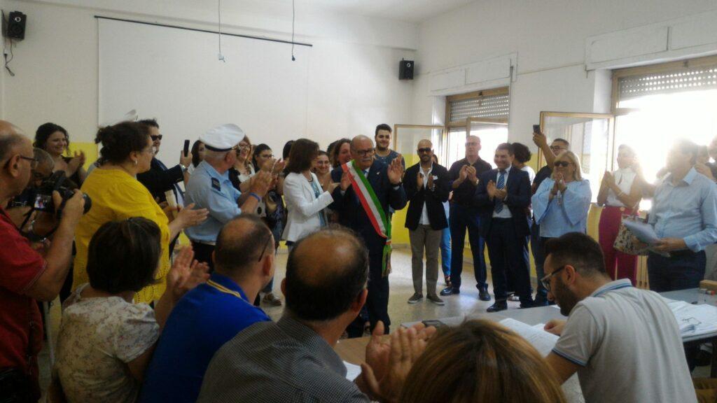 Proclamato sindaco Amedeo Nicolazzi al suo secondo mandato consecutivo