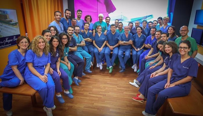 Per la prima volta in Calabria impiantato un pacemaker-defibrillatore