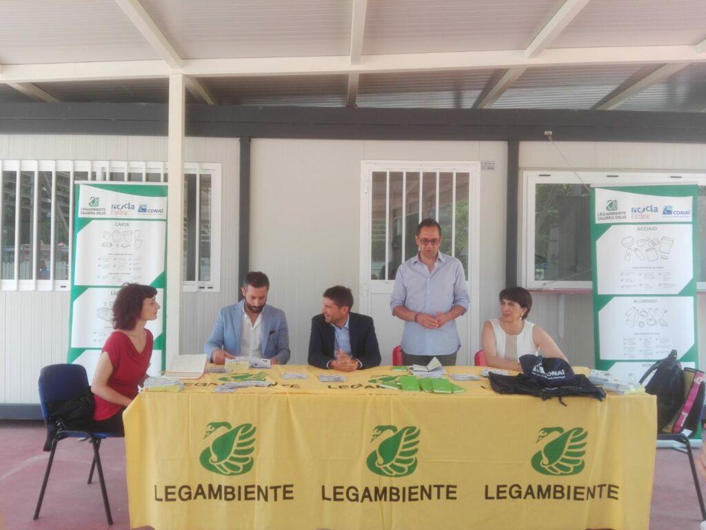 RiciclaEstate 2018: si parte con la campagna regionale di Legambiente