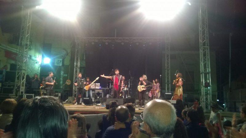 I Juredurè in concerto per la festa della Madonna del Rosario