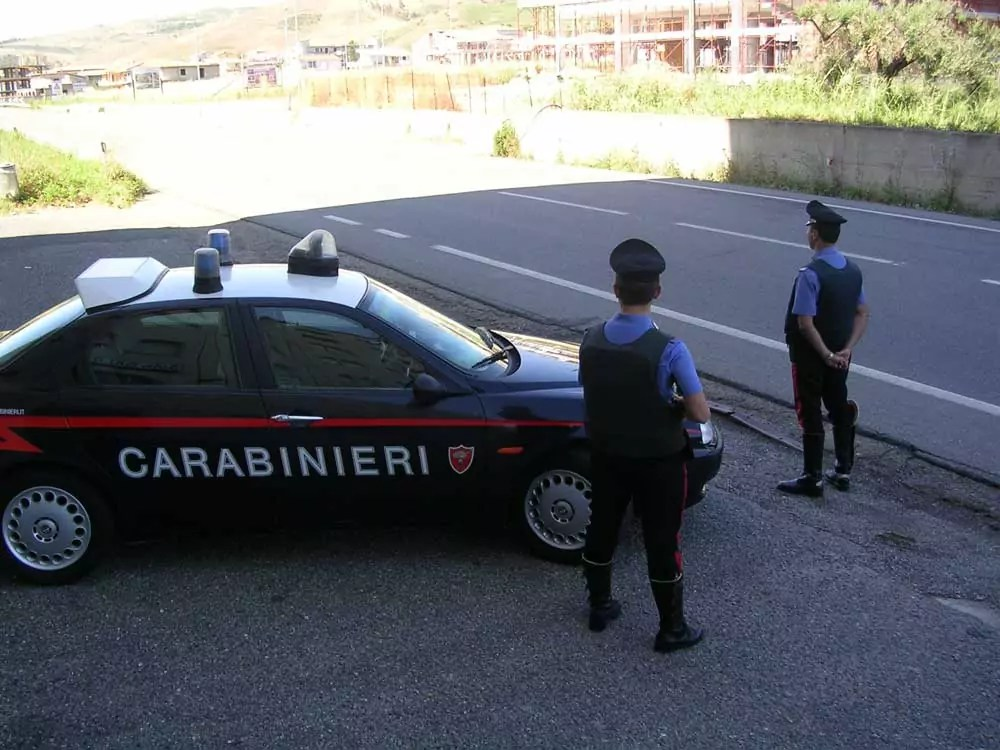 Controlli dei Carabinieri nell'Alto Marchesato