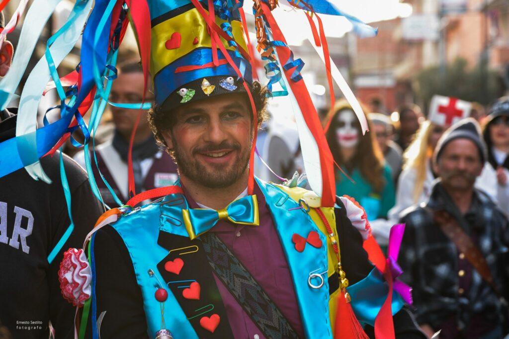A Cutro il miracolo del Carnevale