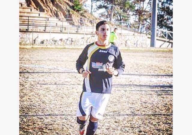 Giovanni Lombardi, unico calabrese che si allenerà con la maglia Azzurra a Coverciano