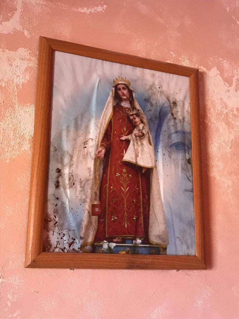 Quadro della Madonna a Pagliarelle, l'Amministrazione: Non si abusi della credulità popolare!
