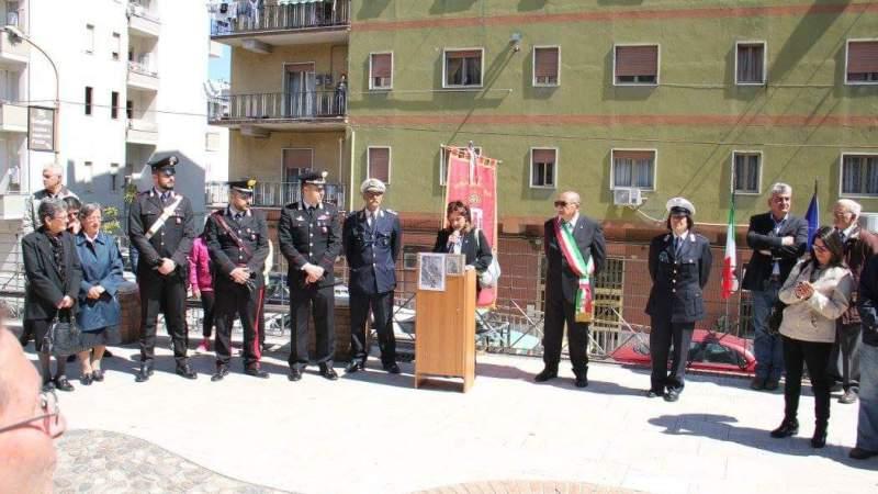 I festeggiamenti del 25 Aprile a Petilia allietati con il coro polifonico