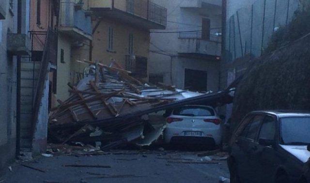 Passato il pericolo uragano si fa la conta dei danni