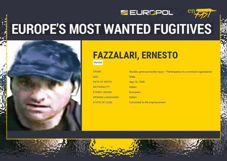 Arrestato dopo venti anni di fuga il secondo latitante più pericoloso d' Europa