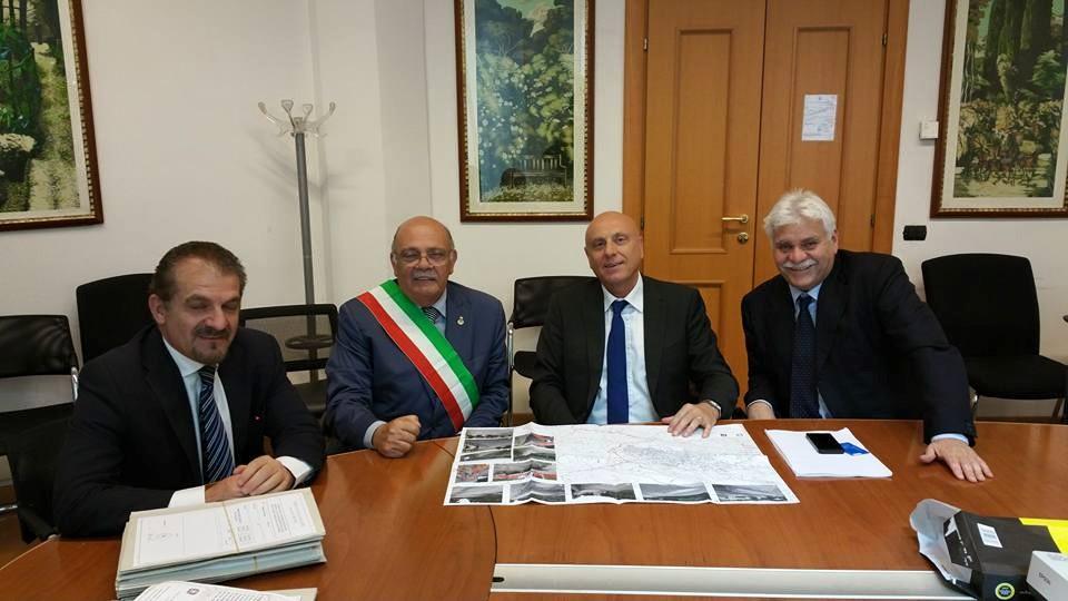 Nicolazzi incontro D'Angelis a Palazzo Chigi