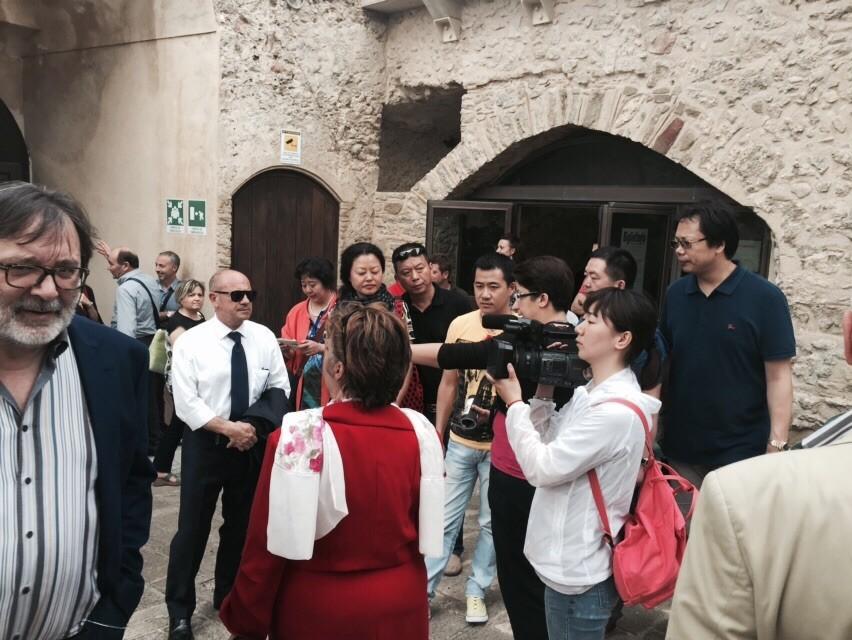 Imprenditori cinesi a Santa Severina per conoscere le eccellenze regionali