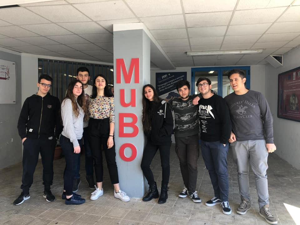 Al Borrelli inaugurazione del nuovo museo: il MuBo