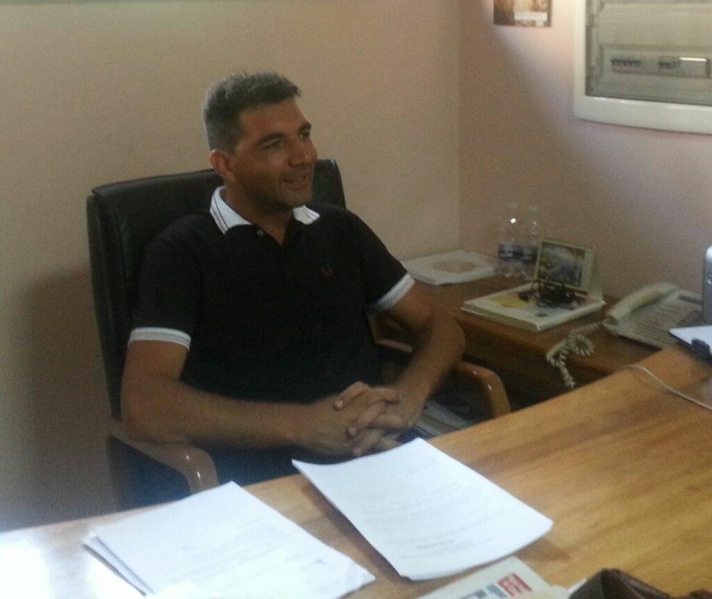 Vincenzo Calaminici candidato a sindaco alle prossime comunali