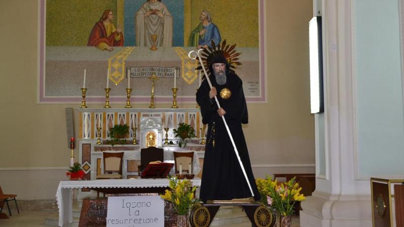 Iniziati i festeggiamenti in onore di San Francesco