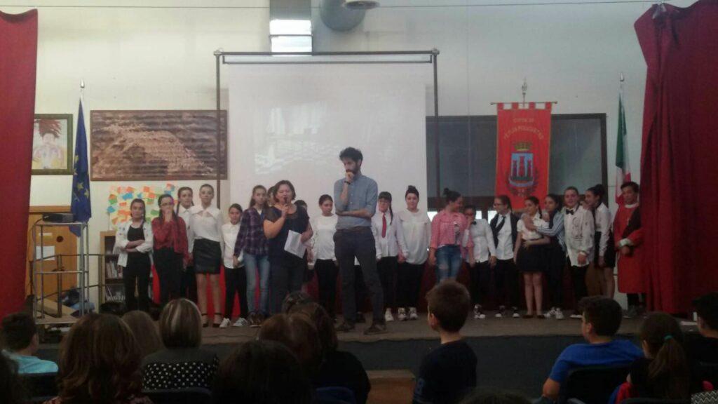 Il teatro a scuola: Parodia del Codice da Vinci
