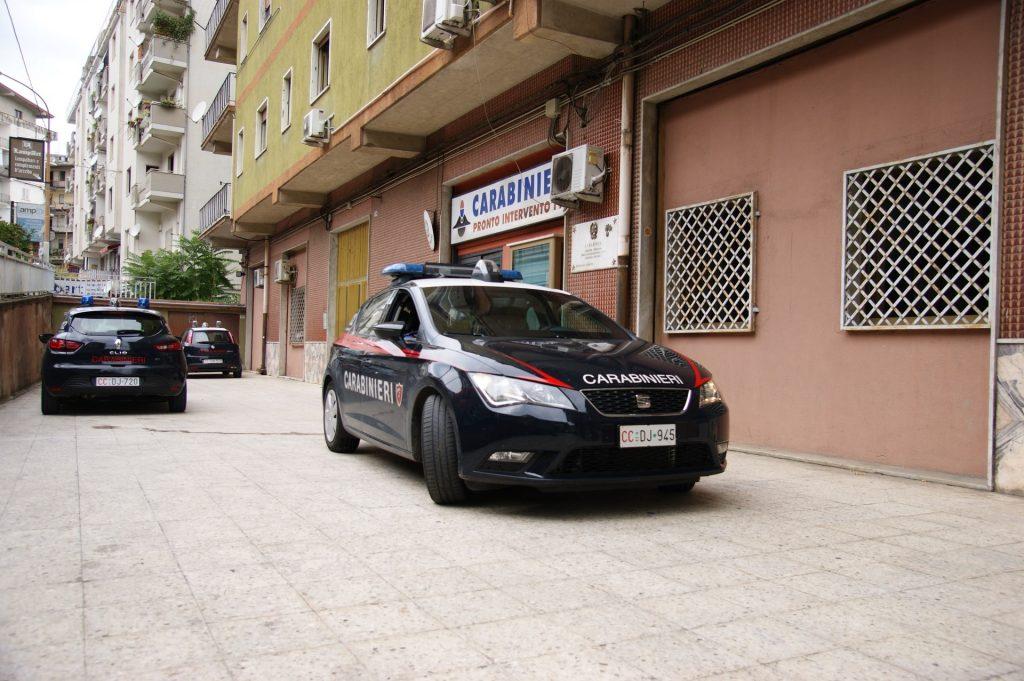 Servizio di controllo della Compagnia Carabinieri di Petilia Policastro