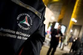 Segnalazione della Protezione civile su aereo precipitato