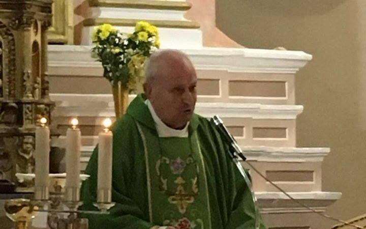 Don Ciccio Cavarretta ha lasciato la vita terrena dopo oltre 62 anni di sacerdozio