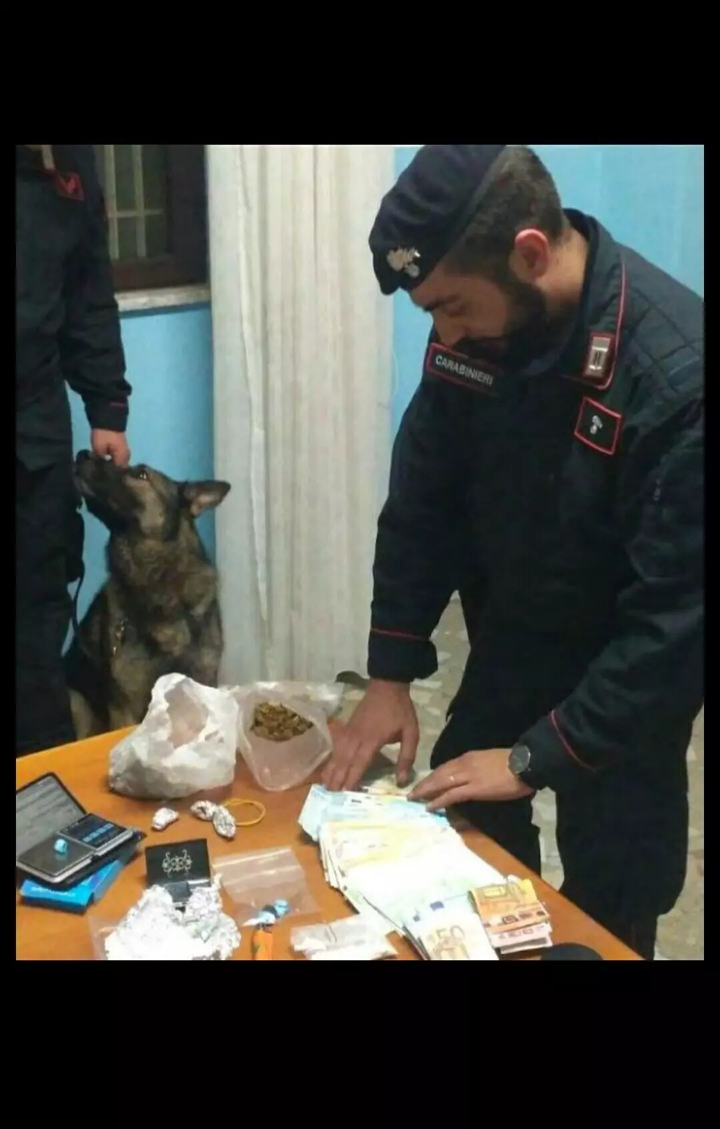 Arresto per droga a Mesoraca