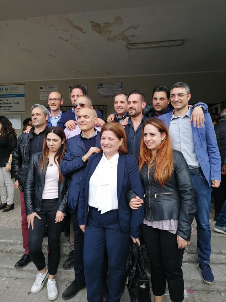 Carmine Barbuto confermato sindaco di San mauro Marchesato