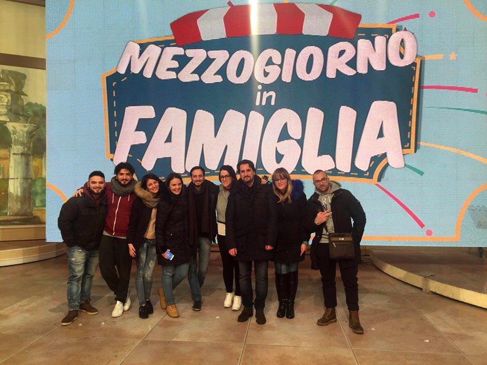 Santa Severina a Mezzogiorno in famiglia
