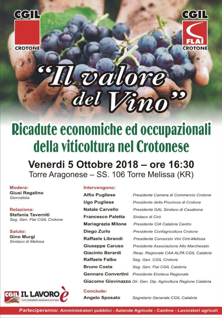 Il Valore del Vino