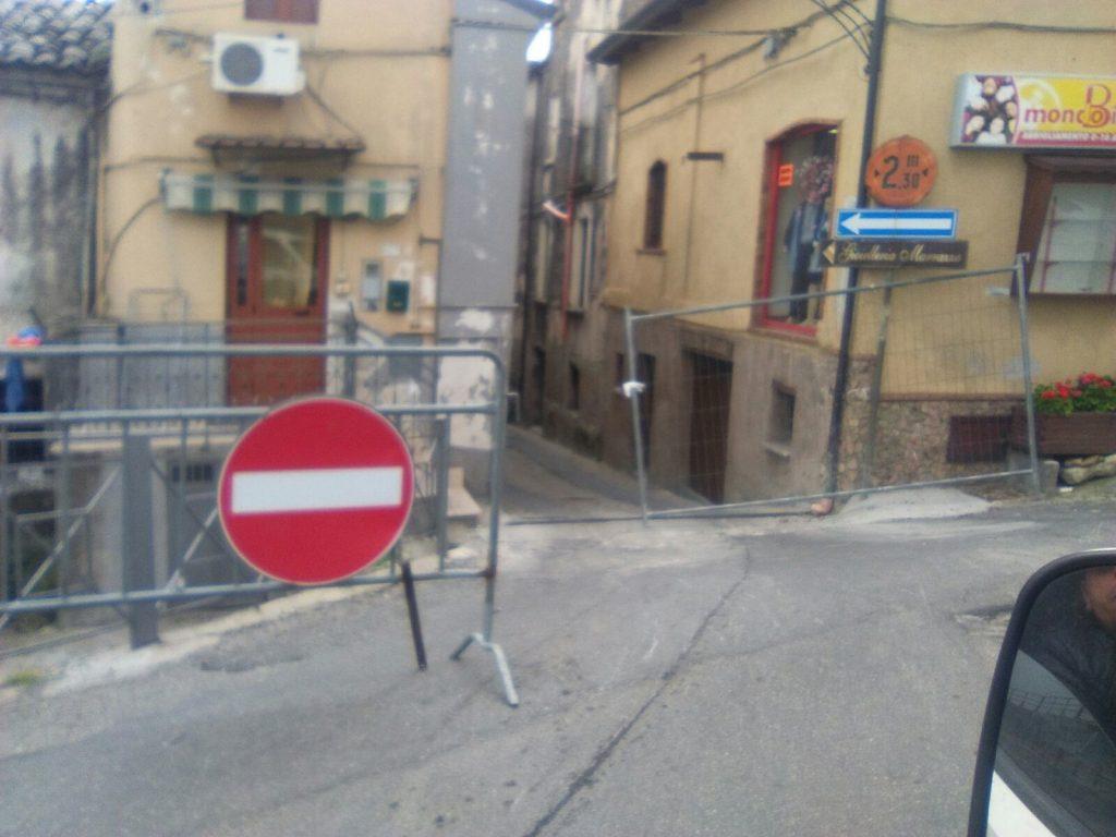 L'Amministrazione si rammarica delle parole di Lerose e spiega lo stato dei lavori di Corso Roma