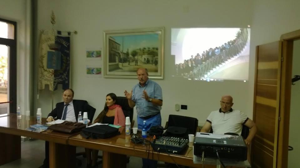Presentata a Scandale l'università telematica UniNettuno