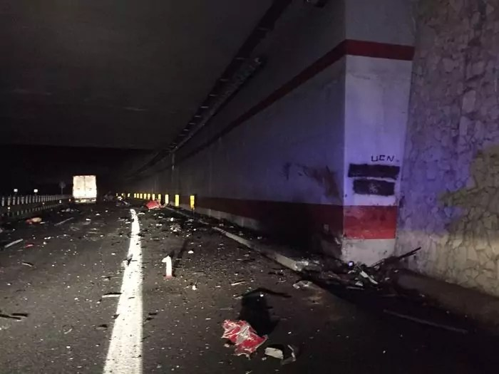 Incidente stradale: 4 giovani morti