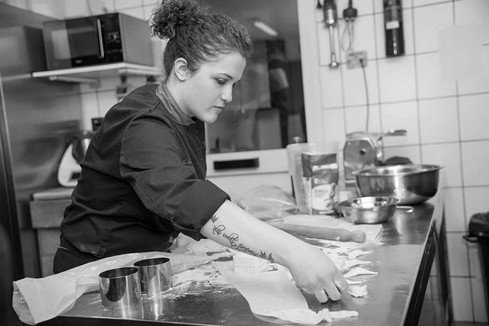 Denisia Congi di San Giovanni in Fiore tra i primi migliori 100 chef italiani