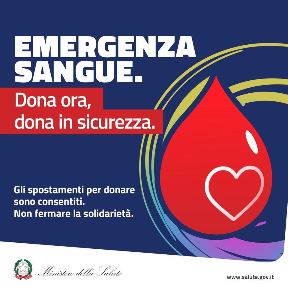 Emergenza sangue: L'appello del Ministero della Salute, Petilia non viene meno al suo dovere