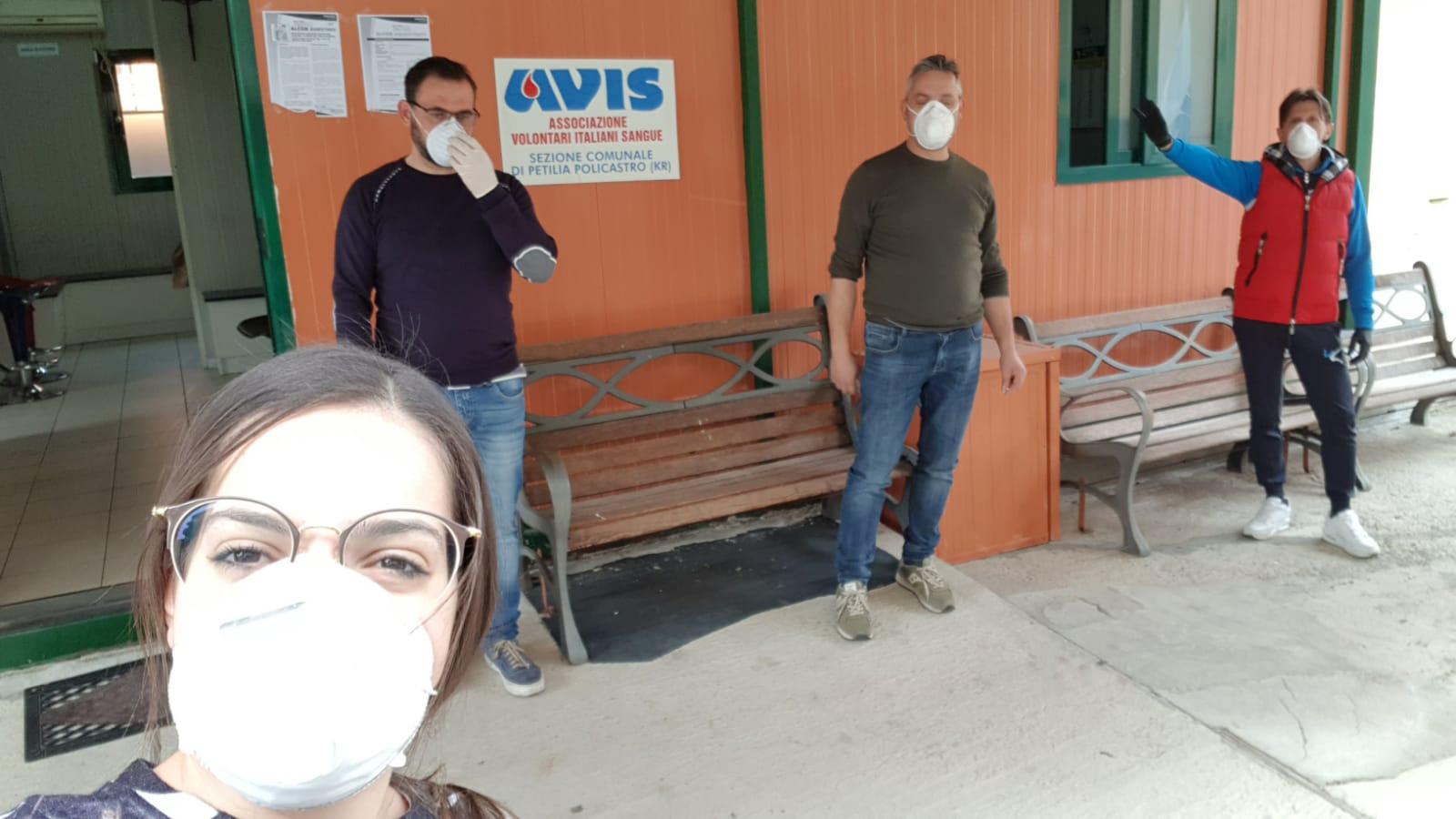 Avis Petilia non si ferma davanti al Coronavirus
