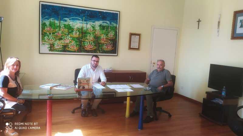 Polo di Foresta: incontro col presidente f f della Provincia per definire gli spazi