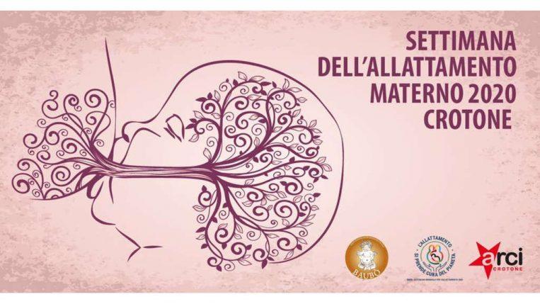 Settimana mondiale dell'allattamento: A Crotone diversi appuntamenti con l'Arci