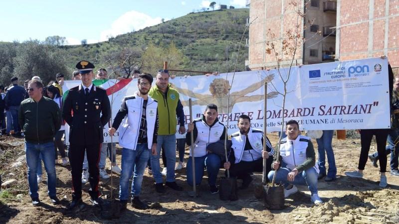 I liceali dello Scientifico incontrano i Carabinieri della Biodiversità