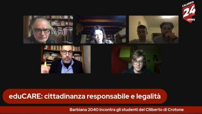 """""""Educare: Legalità e Cittadinanza responsabile"""""""