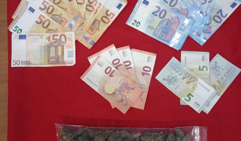 A Santa Severina 2 arresti per spaccio di sostanza stupefacente