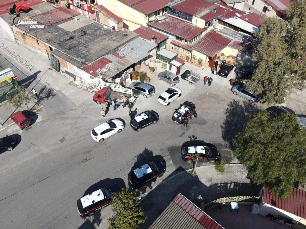 Operazione dei Carabinieri: Contrasto allo spaccio di sostanza stupefacente
