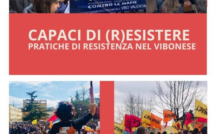 Unical, Barbiana 2040 e Istituto Ciliberto di Crotone discutono di lotta alle mafie nel Vibonese con il Referente di Libera Giuseppe Borrello