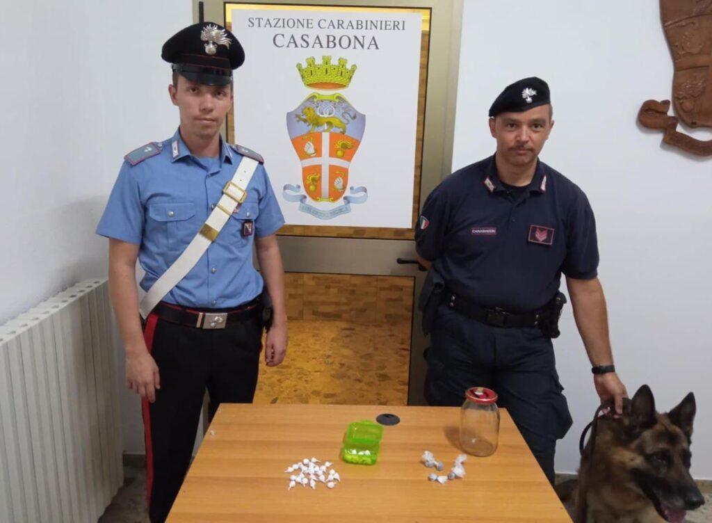 Arrestato pregiudicato a Casabona