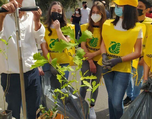 Educare alla natura: I liceali petilini contro il global warming
