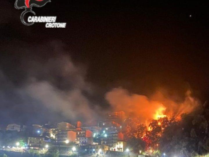 Incendi estivi, al momento denunciate 2 persone