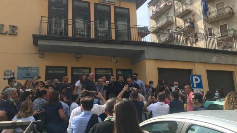 Petilia è libera: le prime parole del nuovo sindaco Simone Saporito