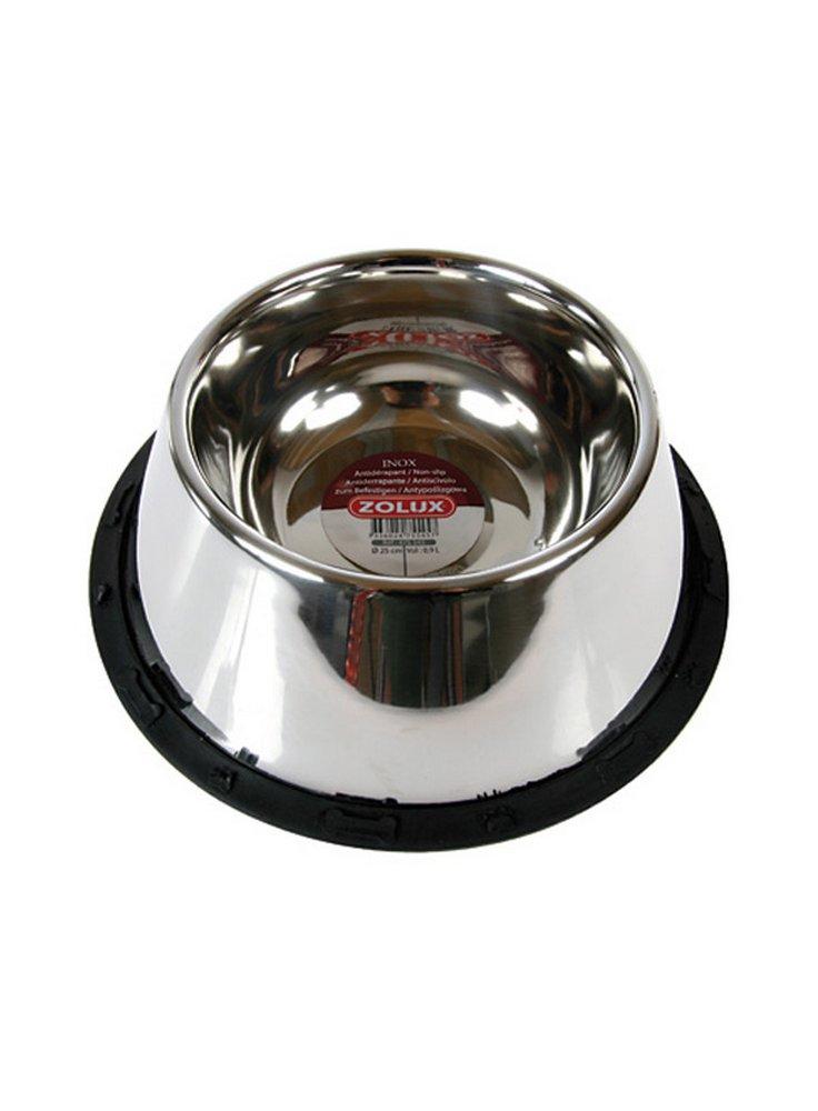 Ciotola acciaio antiscivolo per cocker Zolux €12.85