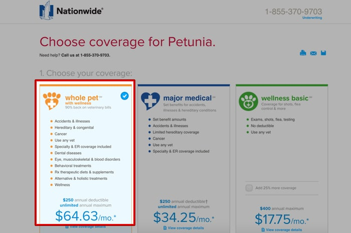 Nationwide Quote Fascinating California Pet Insurance  Best & Worst Of 2017  And The Winner Is.